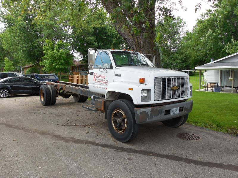 1994 Chevrolet Kodiak HD Cab Chassis