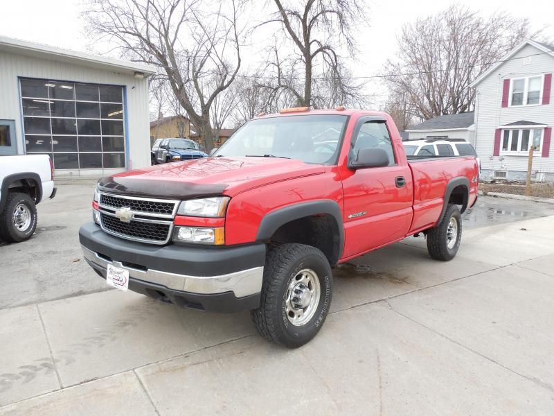 2007 Chevrolet Silverado 2500HD Work Truck Long Box 4x4