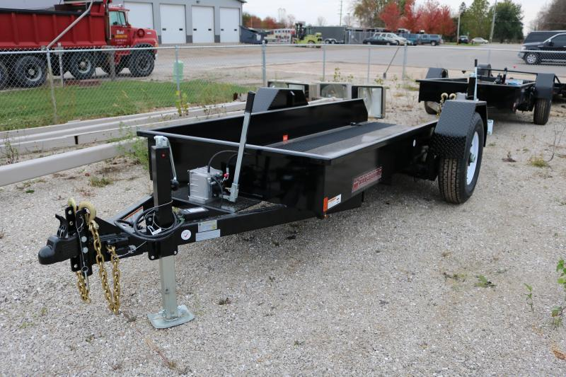 2018 Midsota Scissor Lift 12' Trailer