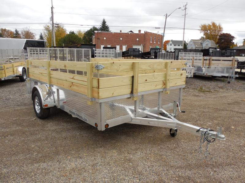2015 Rugged Terrain 81x12 Commander Utility Trailer