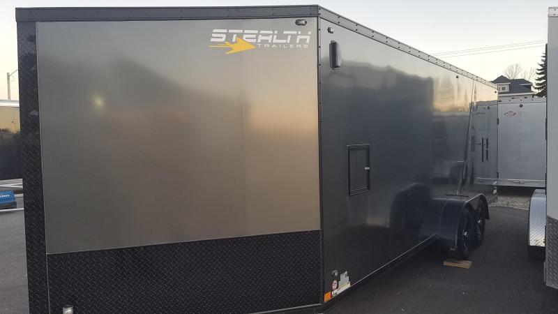 2019 Stealth Glacier Series 7x27
