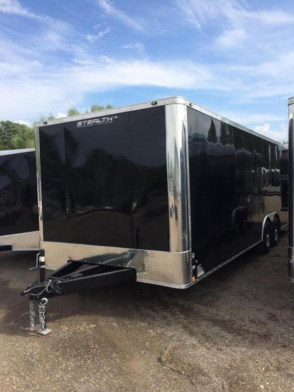 2017 Stealth Trailers 8.5x24' Reaper Trailer