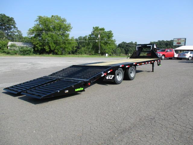 2019 Load Trail 102 x 25 Low Pro Equipment Trailer