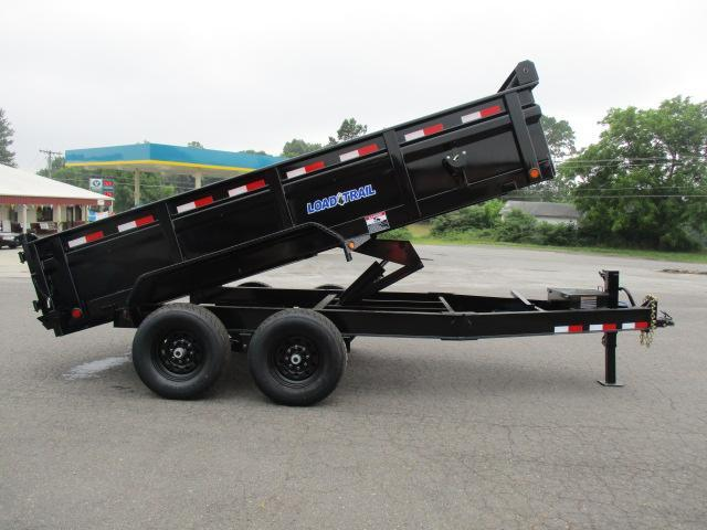 2018 Load Trail 83 x 14 Dump Trailer