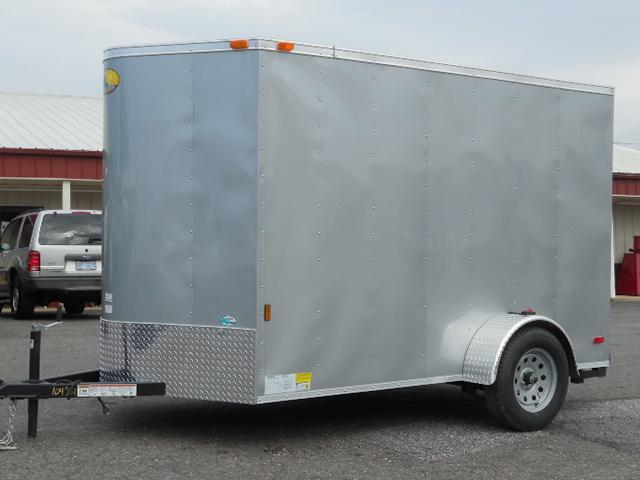 2016 Continental Cargo 6 x 10 Cargo / Enclosed Trailer