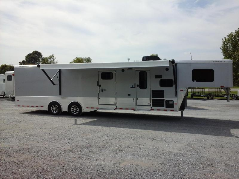 2018 Sundowner Trailers 1786GM LQ Toy Hauler