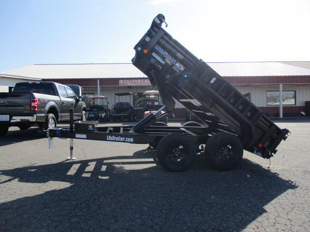 2019 Load Trail 72 x 10 Dump Trailer