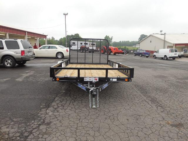 2016 Load Trail BP 77 x 12 SA Utility Trailer
