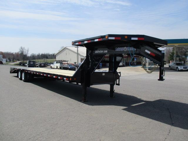 2018 Load Trail GN 102 x 36 Low Pro Equipment Trailer