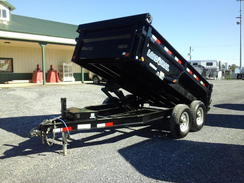 2019 Load Trail 72x12 TA Dump Trailer
