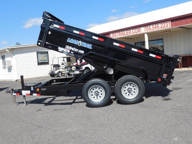 2018 Load Trail 72 x 12 Dump Trailer