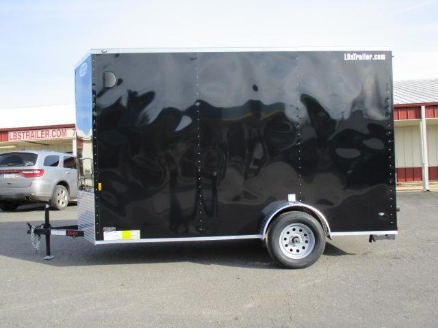 2018 Continental Cargo BP 6 x 12 Enclosed Trailer