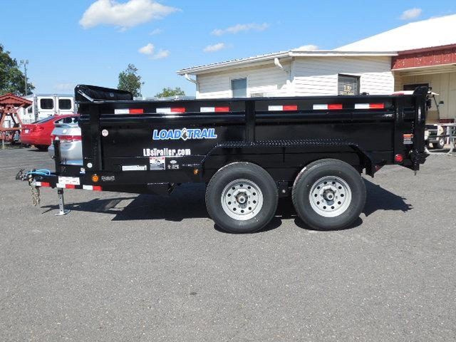 2018 Load Trail BP 83 x 12 Dump Trailer