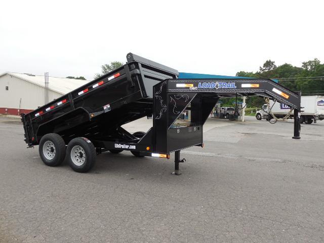 2017 Load Trail GN 83 x 12 TA Dump Trailer