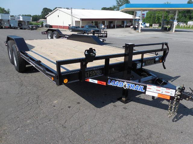 2017 Load Trail BP 102 x 18 Car / Racingt Trailer