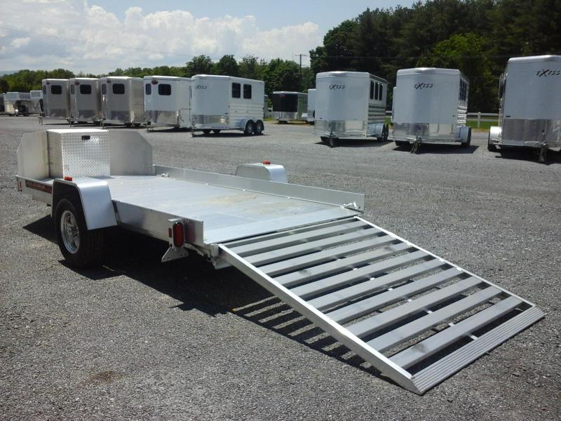 2017 Aluma BP  UT12 ATV Trailer