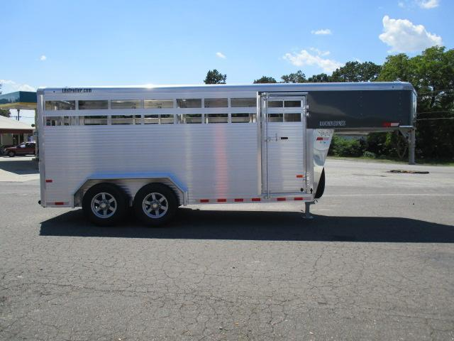2019 Sundowner Trailers GN 16ft Rancher XP Livestock Trailer