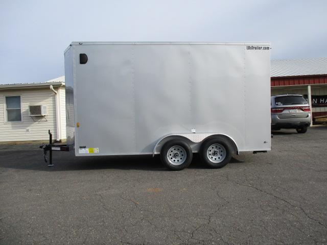 2018 Continental Cargo BP 7 x 14 Enclosed Trailer