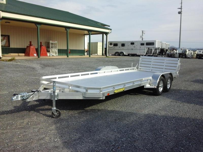 2019 Aluma BP 7820BT Utility Trailer