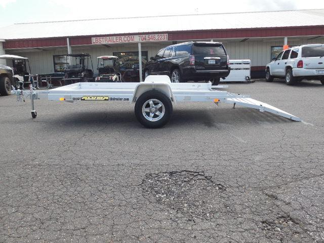 2018 Aluma BP 6810H BT Utility Trailer