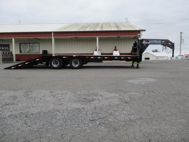 2020 Load Trail 102 x 28 Low Pro Hyd Dove (12k) Equipment Trailer