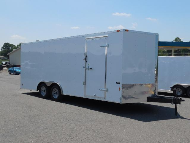 2016 Continental Cargo 8.5 x 20 Car / Racing Trailer