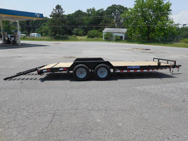 2016 Load Trail 83x20 TRA/REM Car / Racing Trailer