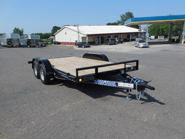 2017 Load Trail BP 83 x 14 Equipment Trailer