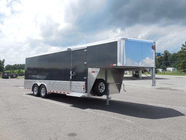 2017 Sundowner Trailers GN 20ft Enclosed Cargo Trailer