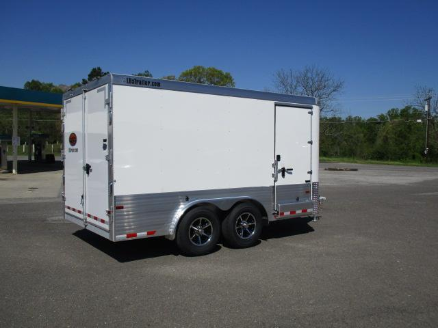 2019 Sundowner Trailers BP 16ft Enclosed Cargo Trailer