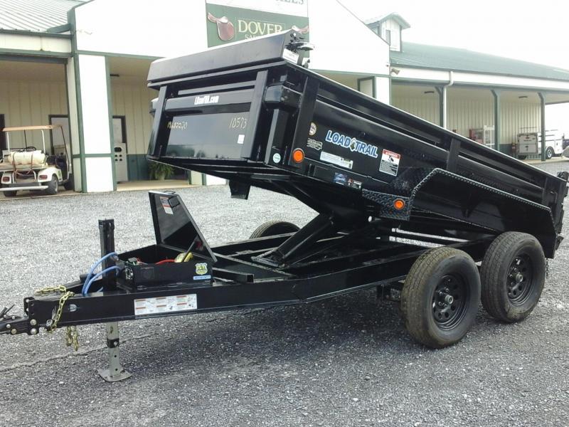 2019 Load Trail 60x10 TA Dump Trailer