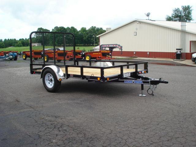 2013 Load Trail BP 77 x 10 SA Utility Trailer