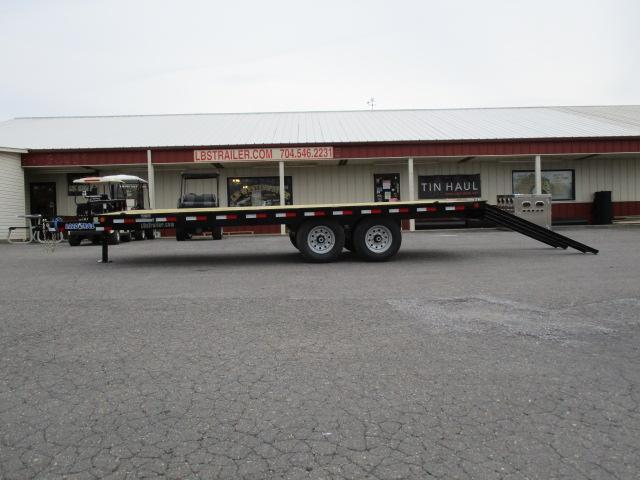 2019 Load Trail 102 X 20 Deck Over Equipment Trailer