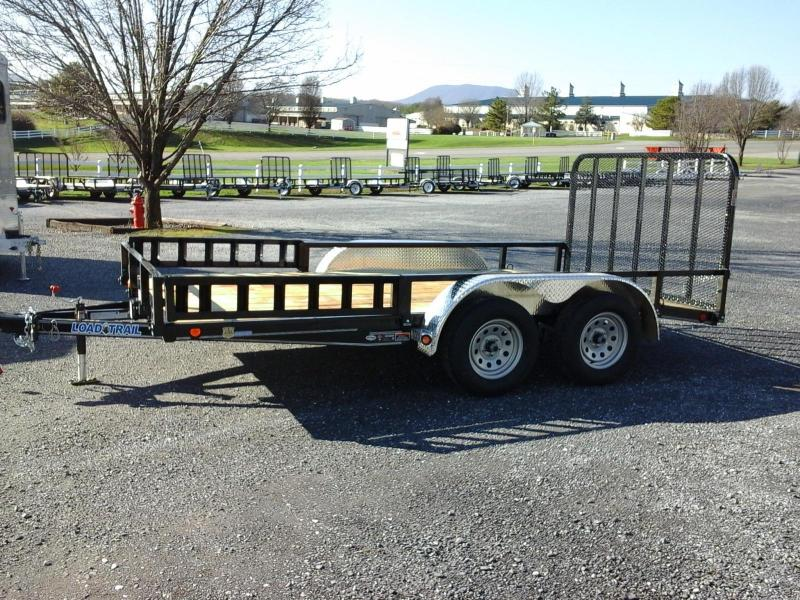 2015 Load Trail 83 x 14 UT Utility Trailer