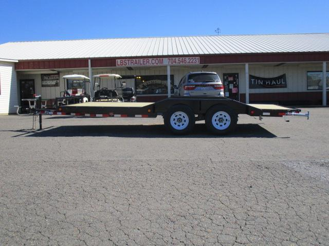 2019 PJ Trailers 18ft Buggy Hauler Car / Racing Trailer