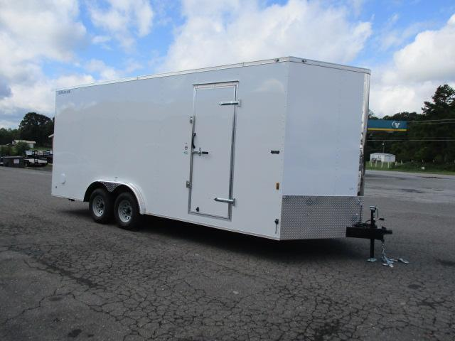 2019 Continental Cargo 8 x 20 Enclosed Cargo Trailer