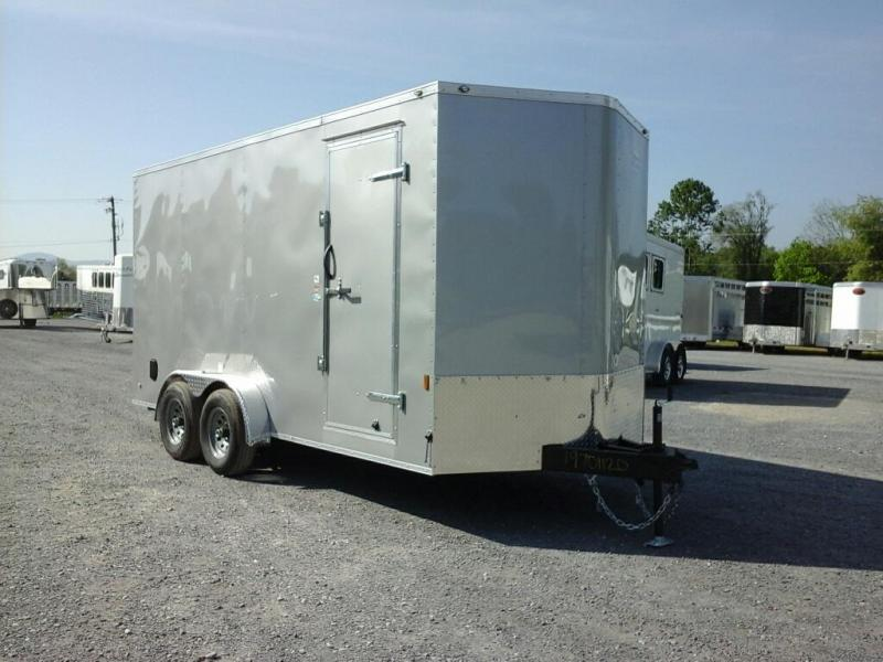 2020 Continental Cargo 7x16 TA Enclosed Cargo Trailer