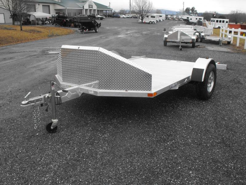 2014 EverLite Inc. MT78X11 3K Motorcycle Trailer