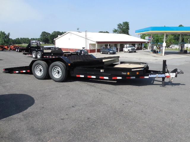 2014 Load Trail BP 83in x 20ft Low Pro Tilt Equipment Trailer