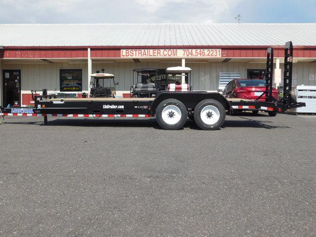 2017 Load Trail BP 80 x 20 Equipment Trailer