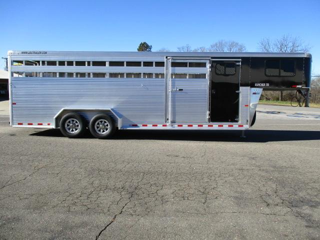 2019 Sundowner Trailers 24ft Rancher TR Livestock Trailer