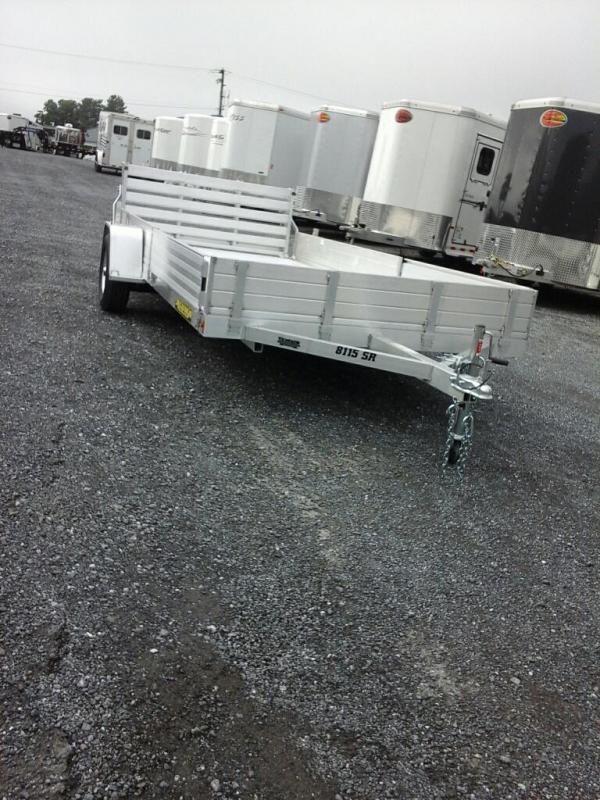 2020 Aluma 8115 Utility Trailer