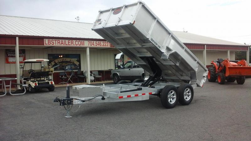 2018 Sundowner Trailers BP 7 x 14 Dump Trailer