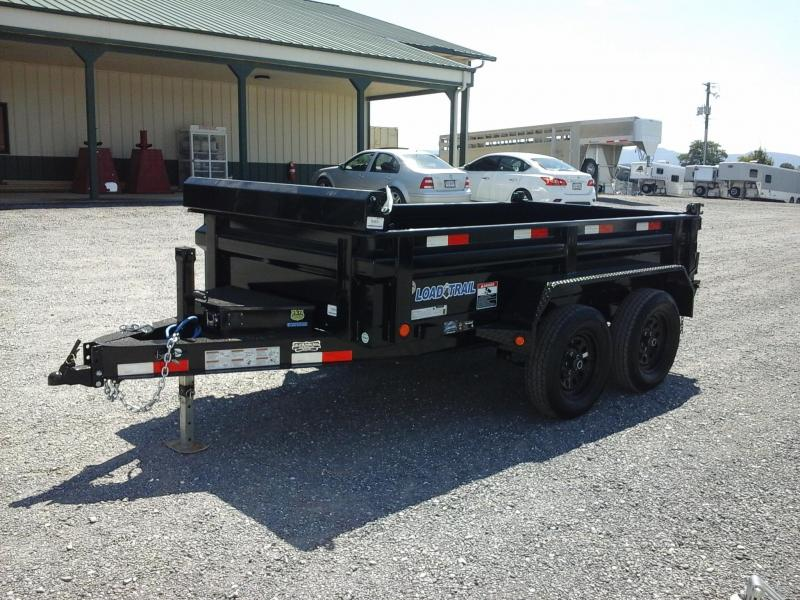 2018 Load Trail 60x10 Tandem Axle Dump Trailer