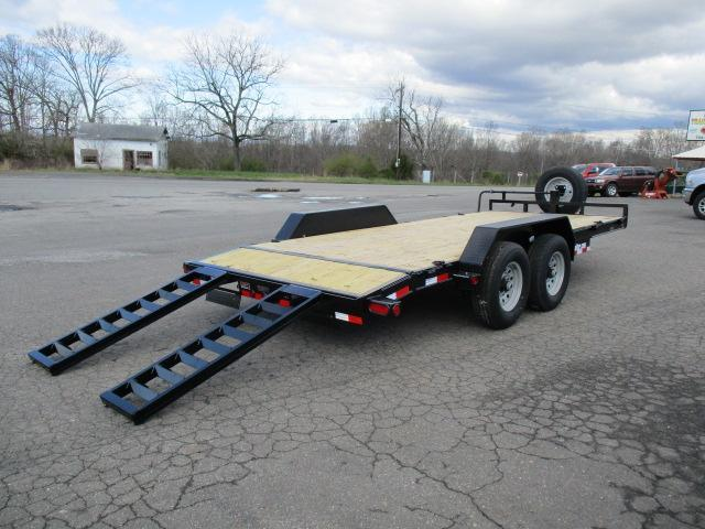 2018 Load Trail 83 x 18 TA Car / Racing Trailer