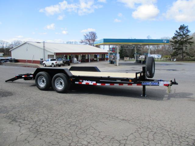 2018 Load Trail BP 83 x 18 TA Equipment Trailer
