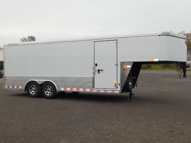 2016 Sundowner Trailers GN 20ft Enclosed Cargo / Enclosed Trailer