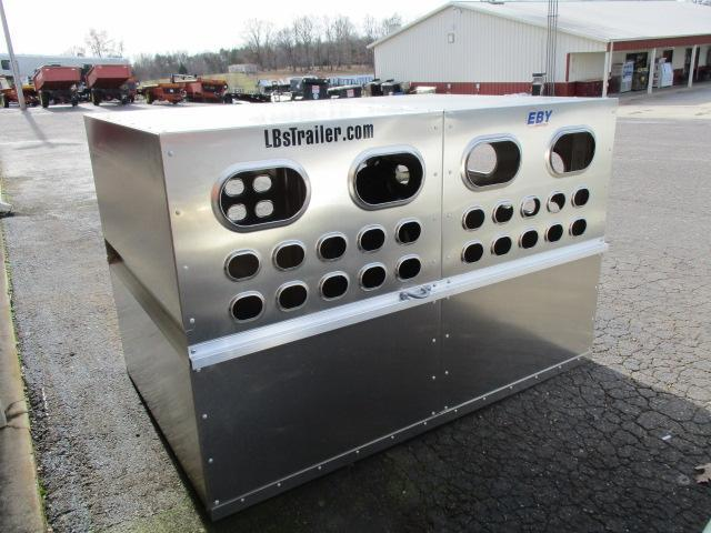 2018 EBY Livestock Box Truck Boxes (Livestock and Dog)