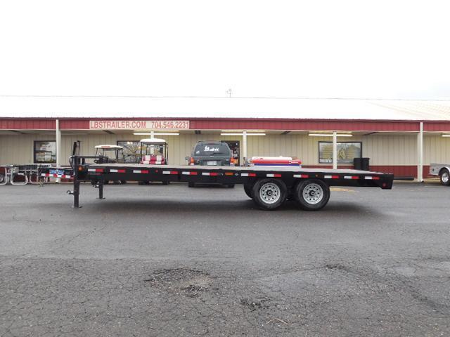 2016 Load Trail PH 102 x 22 Equipment Trailer