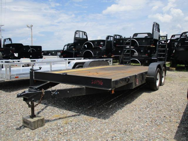 2000 Kaufman Trailers 18ft Utility Trailer